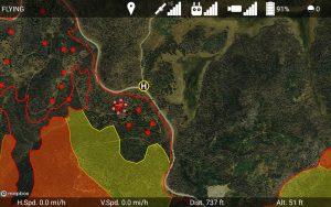 KMZ, KML, and PDF Map Overlay